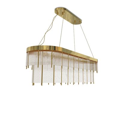 Pendant lamps - PHARO SNOOKER SUSPENSION - LUXXU