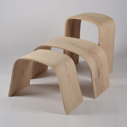 Stools - MINIMUM Collection ASH - JOE SAYEGH PARIS