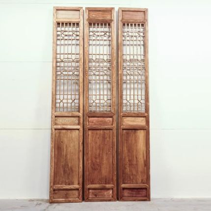 Doors - Large screen doors - THE SILK ROAD COLLECTION