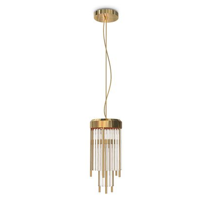 Pendant lamps - PHARO SMALL - LUXXU