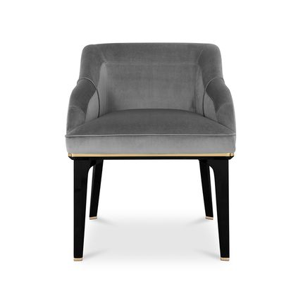Chairs - SABOTEUR DINING CHAIR - LUXXU