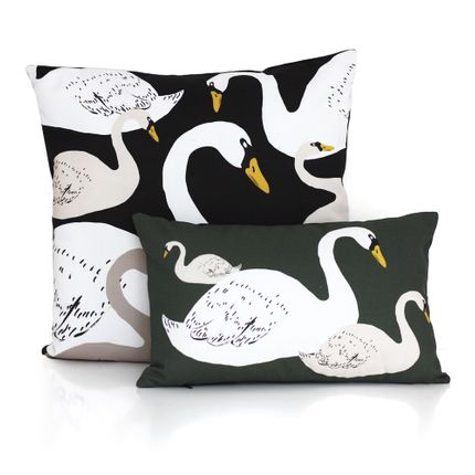 Cushions - SWAN LAKE cushion - MY FRIEND PACO