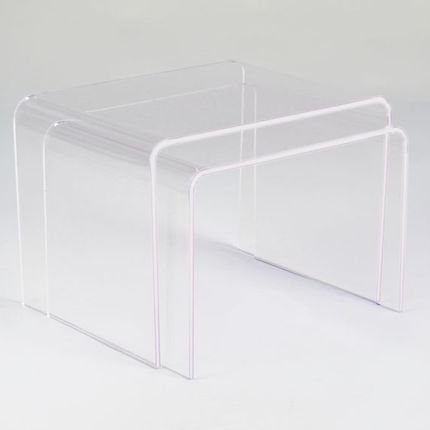 Tables basses - Tables GIGOGNE_lot de 2 - DAVID LANGE