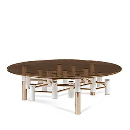 Tables basses - Konstantin | Table centrale - ESSENTIAL HOME