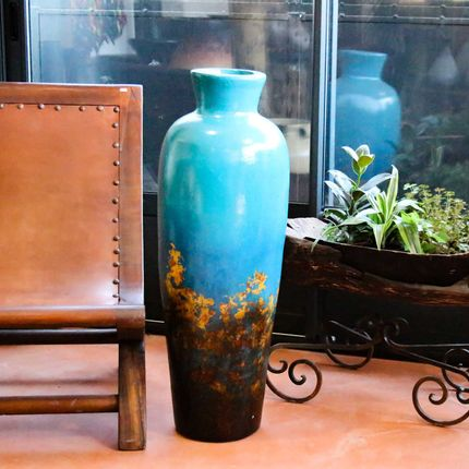 Objets design - Poterie jarre décorative UR202 - AMADERA