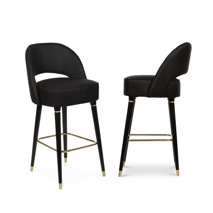 Chairs - COLLINS BAR CHAIR - INSPLOSION