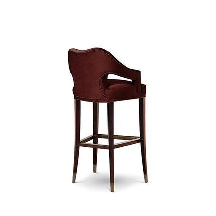 Chairs - Nº20 BAR CHAIR - INSPLOSION