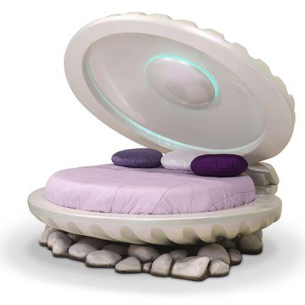 Lits - LITTLE MERMAID BED - INSPLOSION