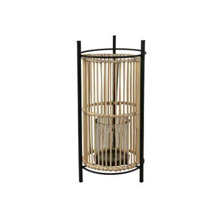 Decorative objects - Hurricane D24 H47 Bamboo/Metal - LAUVRING