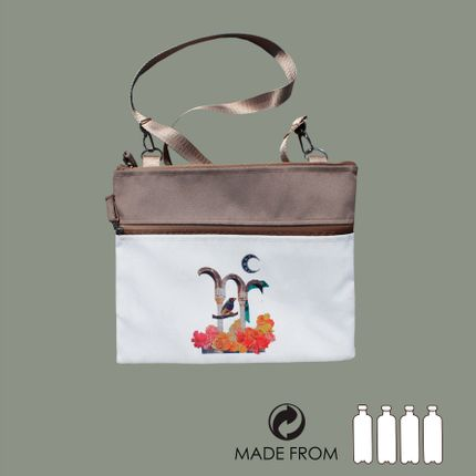 Bags / totes - Bag of recycled polyester with Fairy tale collage - MAROOMS