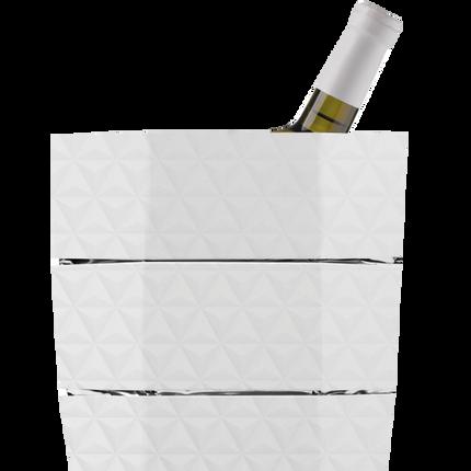 Gift - Seau à glaçons pliable et vase Origami PURE  - ICEPAC FLOWERPAC