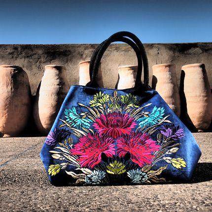 Bags / totes - Sac Brocard - SISSIMOROCCO