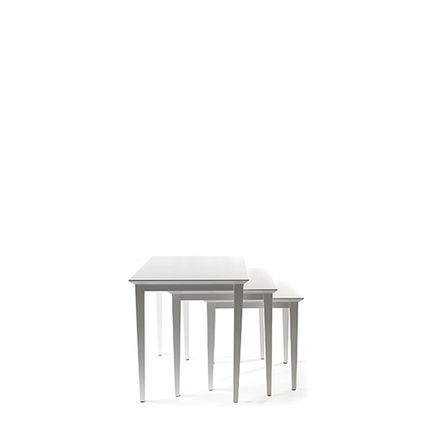 Tables - Frappe Side Table - CAFFE LATTE