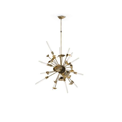 Ceiling lights - Supernova Suspension Lamp  - COVET HOUSE