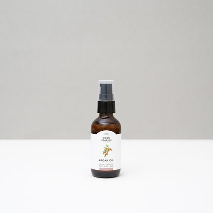 Beauty products - Organic Argan Oil with essential oils - SAVON STORIES