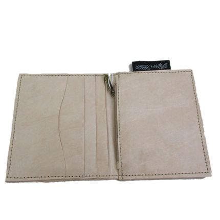 Clutches - Wallet and card holder - beige - AUCTOR