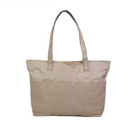 Bags / totes - Tote bag - beige - AUCTOR