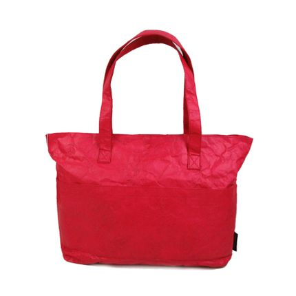 Bags / totes - Tote Bag - Red - AUCTOR