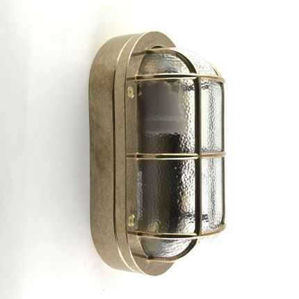 Wall lamps - Heavy Bulkhead Light no 44 - ANDROMEDA LIGHTING