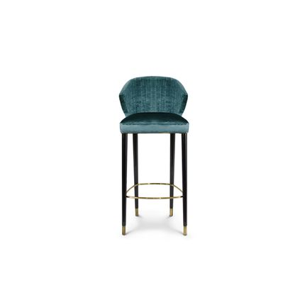 Chairs - Nuka Bar Chair  - COVET HOUSE