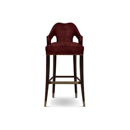 Chaises - Nº20 Bar Chair  - COVET HOUSE