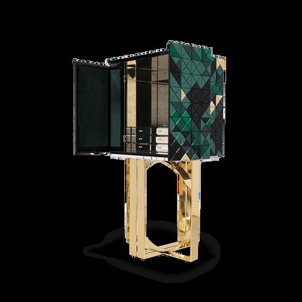Boite de rangement - Pixel GREEN Armoire - BOCA DO LOBO