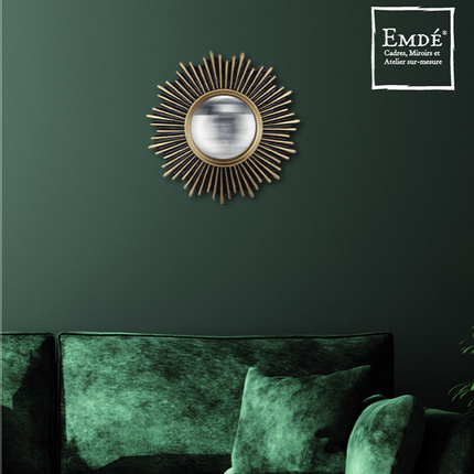 Mirrors - Mini Convex Mirror - EMDE