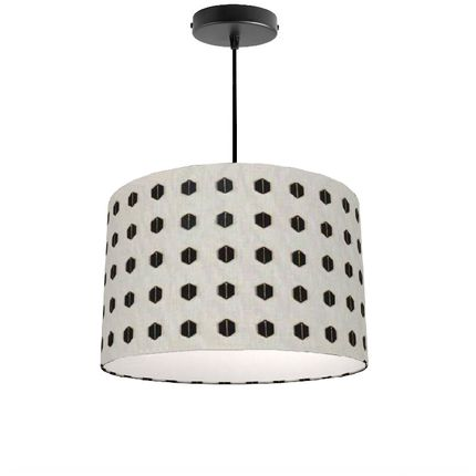 Blinds - Suspension Charcoal Gold -  SHĒDO