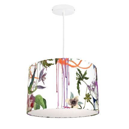 Hanging lights - Pendant Orchids Perce Neige -  SHĒDO