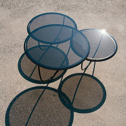 Tables basses - Trio  - LA MANUFACTURE