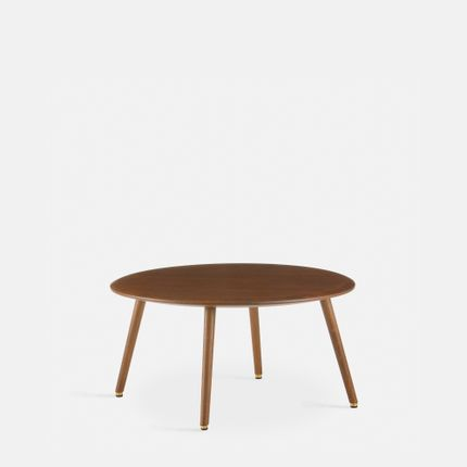 Tables - Fox Round Coffee Table M/53 - 366 CONCEPT - RETRO FURNITURE