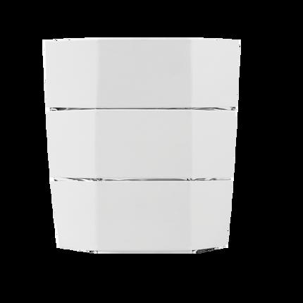 Carafes - Seau à glace et vase pliable origami WHITE - ICEPAC FLOWERPAC