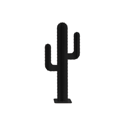 Decorative objects - CACTUS BRANCH BLACK - LP DESIGN