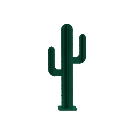 Decorative objects - CACTUS BRANCH DARK GREEN - LP DESIGN