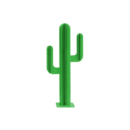 Decorative objects - CACTUS BRANCH GREEN - LP DESIGN