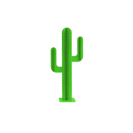 Decorative objects - MINI CACTUS BRANCHES FLUOR GREEN - LP DESIGN