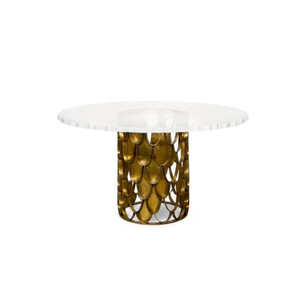 Tables - Koi Dining Table  - COVET HOUSE