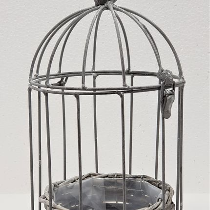 Decorative accessories - IRON CAGE FOR PLANTS - FYDEC COLLECTION