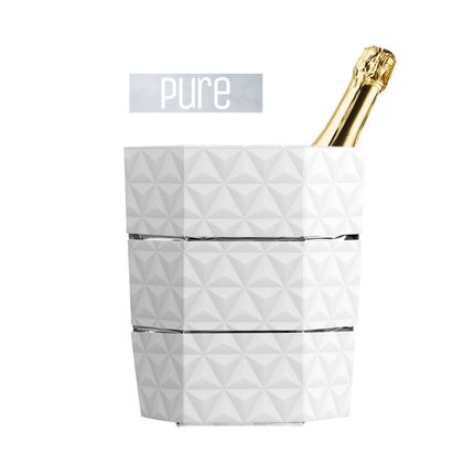 Gift - PURE Origami Folding Ice Bucket and Vase - ICEPAC FLOWERPAC
