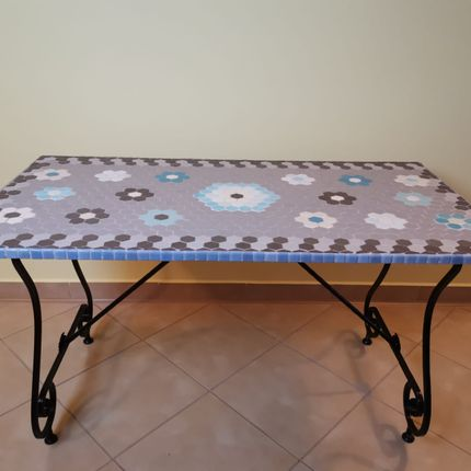 Coffee tables - Tranquil Coffee table - IRON ART MOZAIC