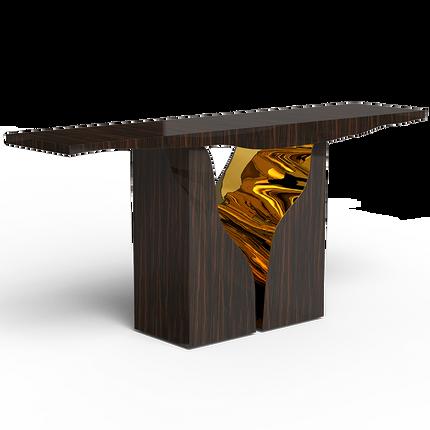 Console tables - LAPIAZ EBONY Console Table - BOCA DO LOBO