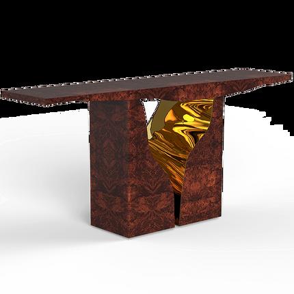 Console tables - LAPIAZ WALNUT Console table - BOCA DO LOBO