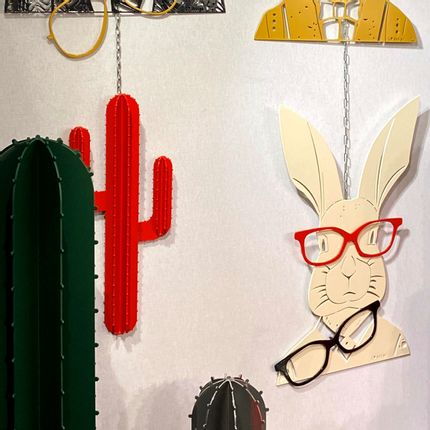 Decorative objects - RABBIT Removable Goggles - LP DESIGN