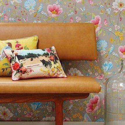 Papiers peints - Papier Peint Chinese Garden - ETOFFE.COM