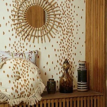 Papiers peints - Papier Peint Tottenham Dalmatian - ETOFFE.COM
