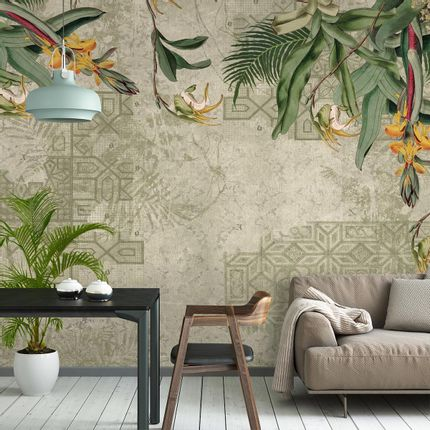 Wallpaper - Lhasa Wall Panel - ETOFFE.COM