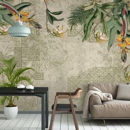 Papiers peints - Panneau Lhassa Mural - ETOFFE.COM