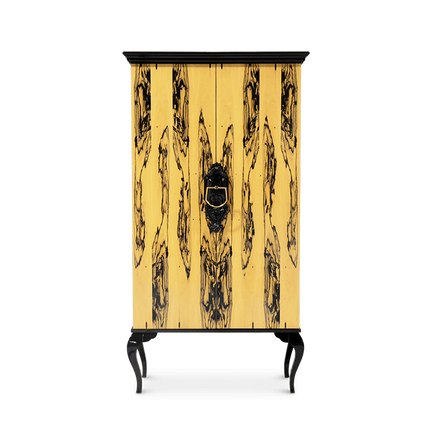 Wardrobe - GUGGENHEIM EBONY ROYAL Cabinet - BOCA DO LOBO