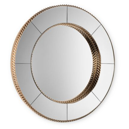 Mirrors - Crown Mirror - MAISON VALENTINA