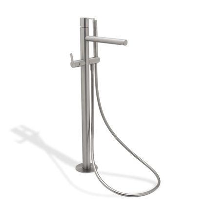Meubles pour salles de bains - Robinet mélangeur de sol avec pommeau Origin - MAISON VALENTINA
